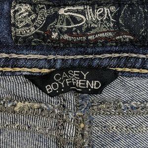 Women's SilverJeans Casey Boyfriends 28x31 ♥